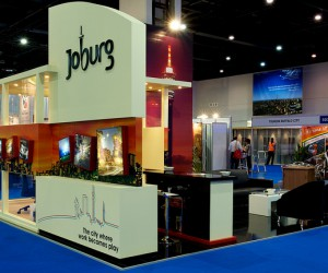 Joburg at London World Travel Market
