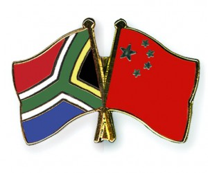The Chinese love South Africa