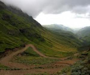 Scenic drives in SA