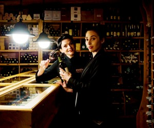 Chantel_Dartnall_and_Taryn_Nortje_in_the_Mosaic_cellar..jpg