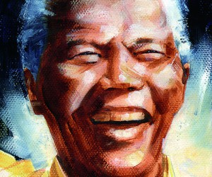 Happy birthday Madiba
