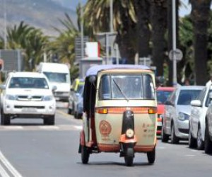 Tuk-tuks in Cape Town will have to wait