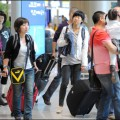 Chinese are world's biggest tourists