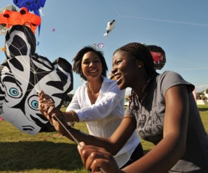 Cape Town International Kite Festival 2012